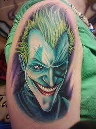 joker tattoo video memory s so treacherous 35 tattoos of the joker that will make