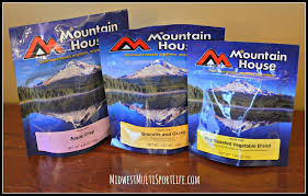 Mountain House Food Camping Goodies U2013 Midwest Basecamp