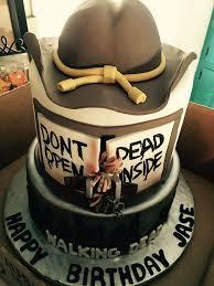 walking dead cake ideas best 25 walking dead birthday cake ideas on walking