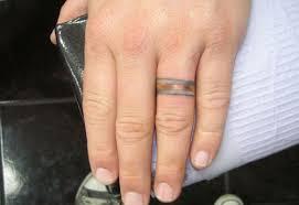 wedding ring look alike ryan u0027s style pinterest wedding band