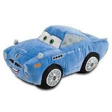 fin mcmissle cars 2 finn mcmissile plush soft stuffed 13 inch 33 cm