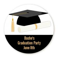 graduation cap stickers graduation cap personalized sticker labels graduation cap