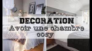 deco chambre cosy décoration avoir une chambre cosy