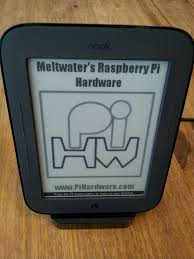 nook for android guide to using the nook simple touch as a remote eink raspberry pi