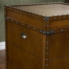 trunk end table end tables designs admiral vintage two tone three