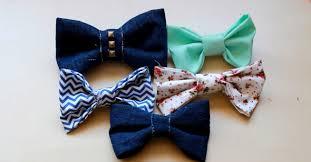 hair bows d i y no sew hair bows