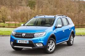 Dacia Announces Uk Pricing For Revised Logan Mcv Stepway The Car