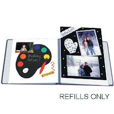 pioneer photo album refills pioneer rmw5 deluxe e z load refill pages 12x12 inch rmw5