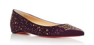christian louboutin has designed zodiac sign shoes for moda