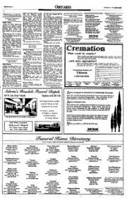 dupage cremations daily herald from chicago illinois on november 3 1997 page 42
