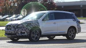 infiniti qx60 rims 2016 infiniti qx60 spied with front and rear makeup