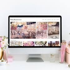 wedding planner website website launch party for luxury wedding planner and designer
