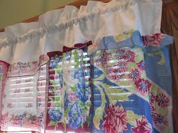 kitchen curtains romantic tuscan whimsical vintage