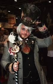 Mad Hatter Halloween Costume Men Steampunk Mad Hatter Cosplay Cammykillerbee Deviantart