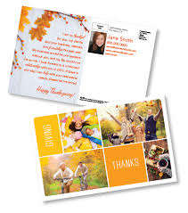 thanksgiving postcards one step services