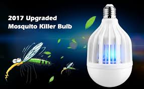 insect killer light bulb led bug zapper bulb fly insects killer for outdoor and indoor shoprayz