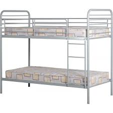 Metal Bunk Bed Frames 6 Safety Tips For Bunk Beds And Your With Metal Bunk Bed