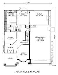 ranch traditional home with 4 bedrms 3050 sq ft plan 115 1258