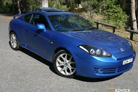 2007 hyundai tiburon information and photos zombiedrive