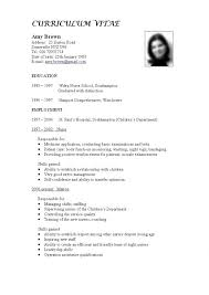 sle resume format pdf resume for teaching fresher exles teachers sle