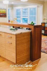 Bamboo Bar Top Contemporary In Queensbury Shorehaven Kitchens