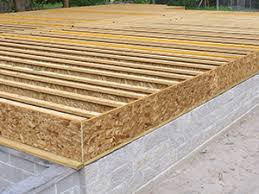 how to build a floor for a house raised wood floors apa the engineered wood association
