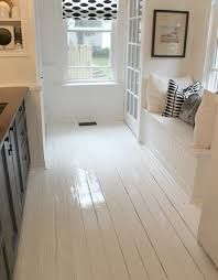 White Kitchen Laminate Flooring Whiten And Brighten Your Kitchen