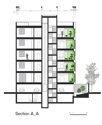 Residential Building Floor Plans by Gallery Of Andarzgoo Residential Building Ayeneh Office 15