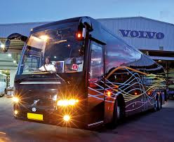 latest volvo commercial luxury bus pioneer targets future mobility solutions