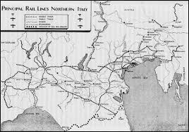 Northern Italy Map by Us Aaf 3 Europe Argument To Ve Day Chapter 13 Battle Of