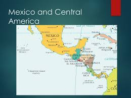 central america physical map america s physical geography eq what are characteristics of