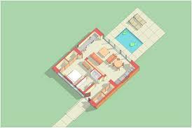 modern 1 house plans modern style house plan 1 beds 1 00 baths 900 sq ft plan 918 1