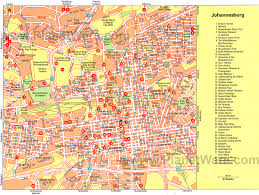 Blossom Music Center Map 10 Top Tourist Attractions In Johannesburg U0026 Easy Day Trips