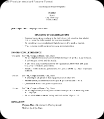 Proper Job Resume by Combination Resume Format Example Writing Sample Different Mla