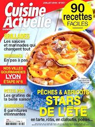 cuisine actuelle hors s駻ie cuisine actuelle abonnement theedtechplace info