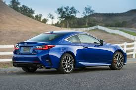 lexus rc heavy 2016 lexus rc 200t review sportiness with aggressive styling