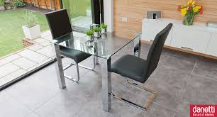 dining small round glass dining table and chairs dining room 6