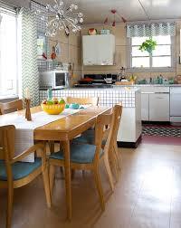 modern kitchen look get the look mid century modern kitchen kitchn
