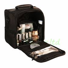 Professional Makeup Carrier Professional Makeup Bag Cosmetic Case Storage Handle Organizer