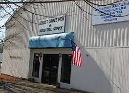 industrial front door about us forest grove iron and industrial supply
