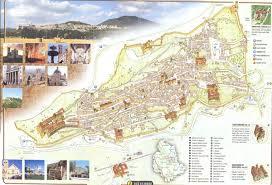 map of perugia perugia tourist map perugia italy mappery