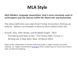 informative writing mla citations how to write informative style