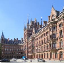 a selection of great victorian railway stations