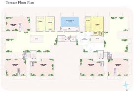 floor plans babukhan solitaire an residential project at hyderabad