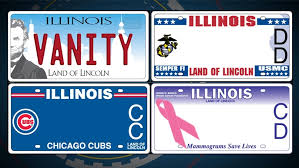 Il Vanity Plates Production Of Universal License Plate In Illinois Stalled Khqa