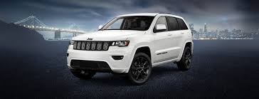 jeep grand cherokee 2017 blacked out 2018 jeep grand cherokee altitude limited edition suv