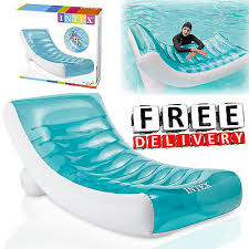 Intex Floating Recliner Lounge Intex Floating Recliner Lounge Swimming Pool Chair