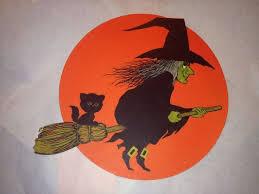 Vintage Halloween Decorations 350 Best More Vintage Halloween Images On Pinterest Vintage