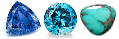 birthstones tanzanite turquoise u0026 zircon the story behind december u0027s