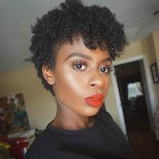 really cute pixie cuts for afro hair 31 best short natural hairstyles for black women stayglam